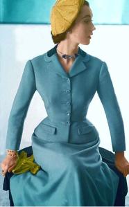 Hattie Carnegie Suit, 1952
