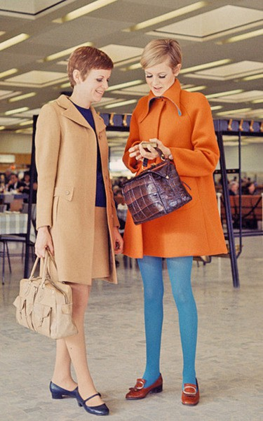 Swinging Sixties: Swinging Sixties Icon: Twiggy