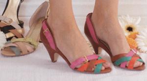 "Seychelles ""Modest"" 2.5 inch Heels"