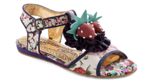 "Irregular Choice ""Berry Blend Sandal"""