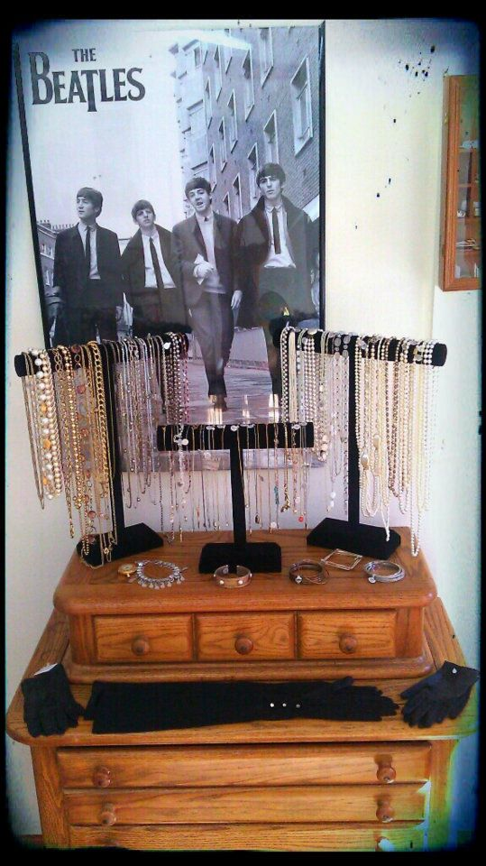 Jewelry at Rubber Soul Vintage