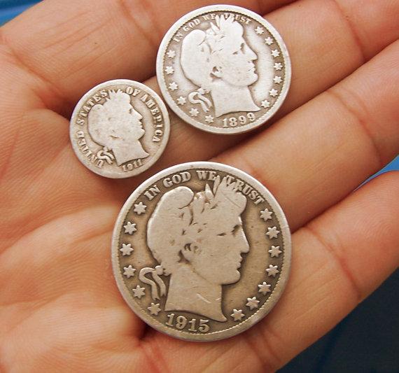 coins   Rubber Soul Vintage